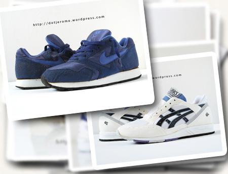 dotJerome Newsletter February 2011 – New rare sneakers for
